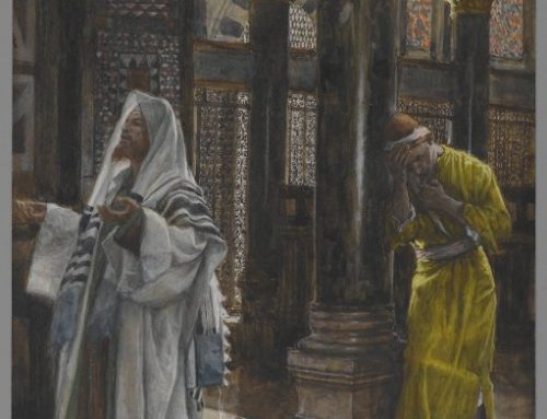 First Sunday of Triodion—The Publican and the Pharisee