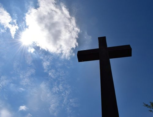 The Road to the Cross and Resurrection Starts This Sunday