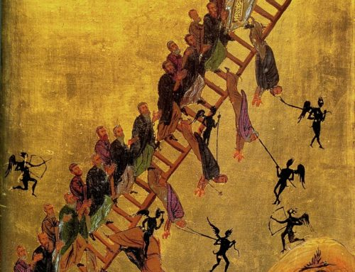 Faith, Prayer, Fasting and the Ladder of Divine Ascent
