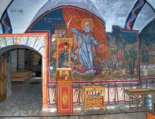Two Ironies: Prophet Elijah (Elias)
