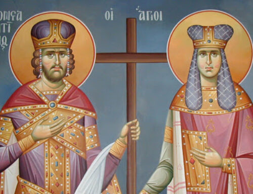 Sts. Constantine and Helen
