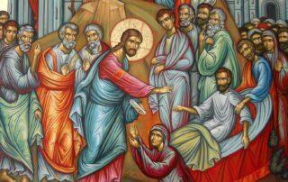 Jesus Heals the Son of the Widow at Nain