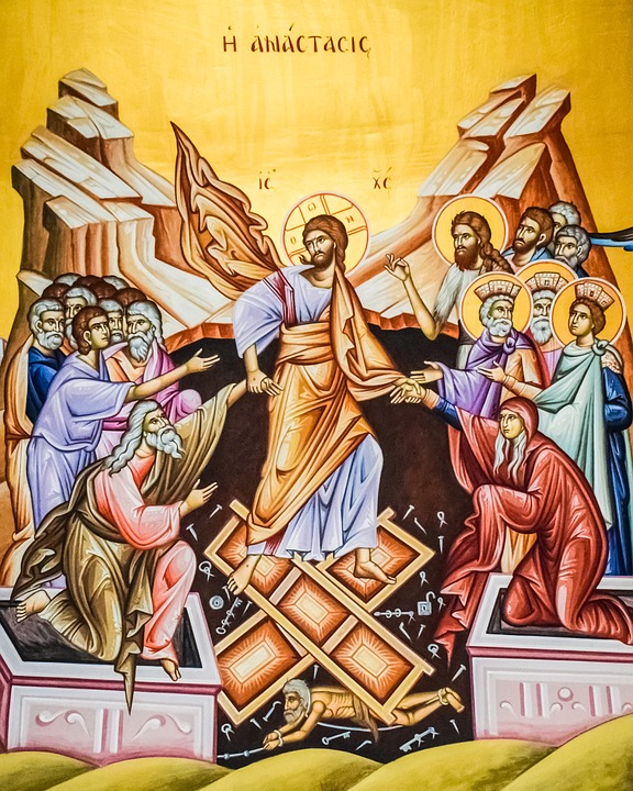 The Resurrection from Matthew