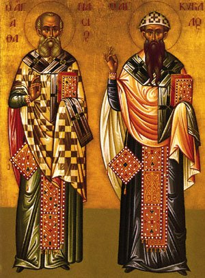Sts. Athanasios and Cyril – Stay Faithful to the Teachings of Christ