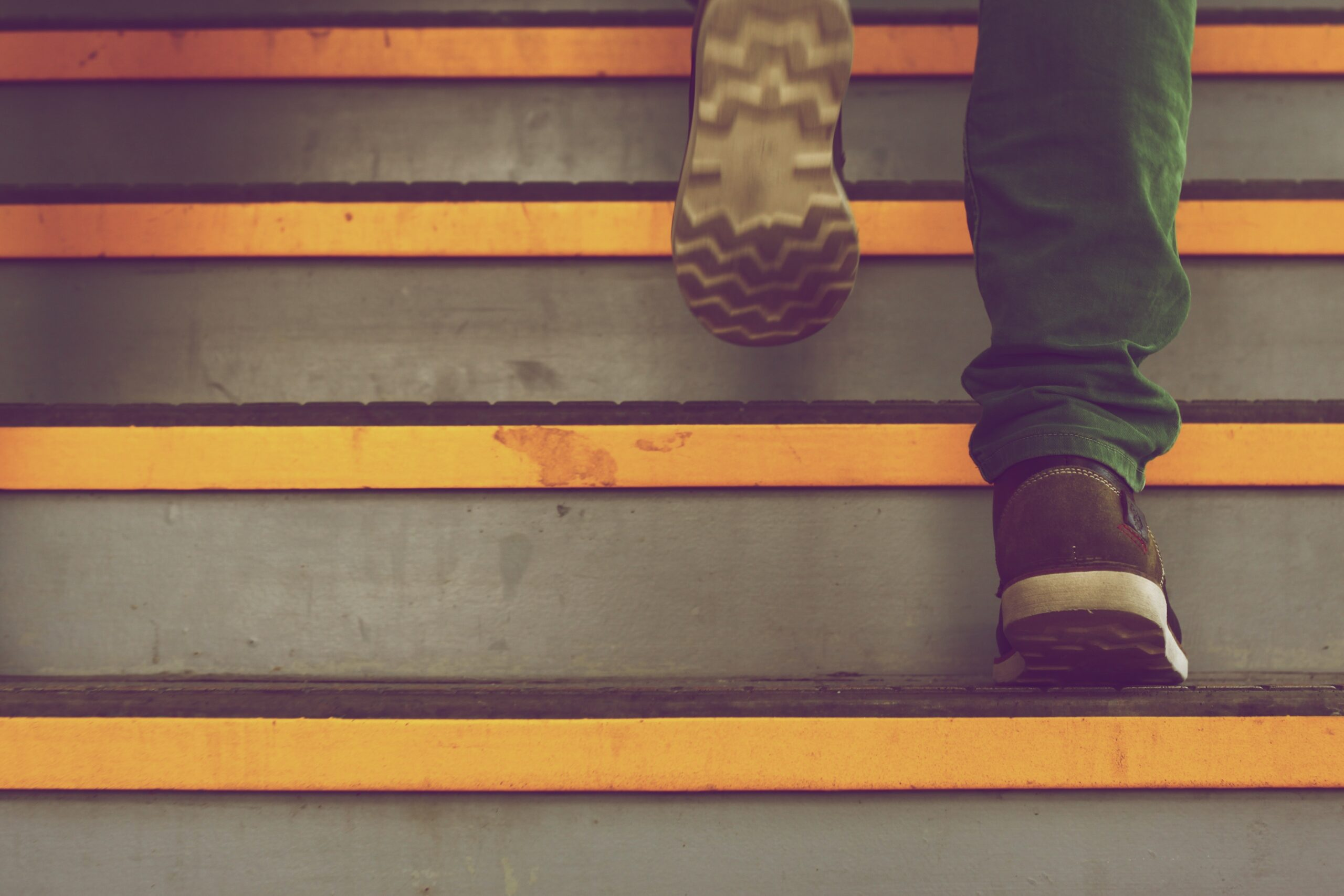 Part XIII: Who is Going to Take the First Step?